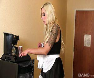 sautee sur la machine a laver